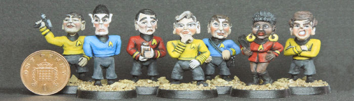 Miniature figure sculpting for historical, fantasy and Sci-Fi war gaming, plus collectable miniatures for other hobby markets
